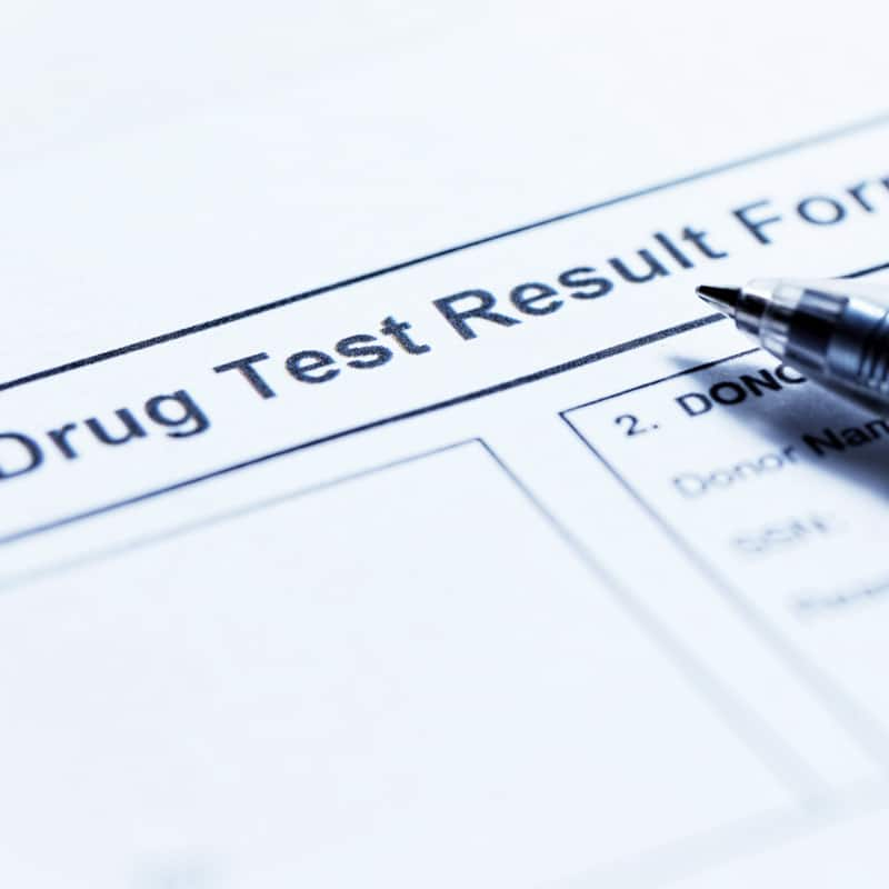 Drug Testing / Hearing Tests